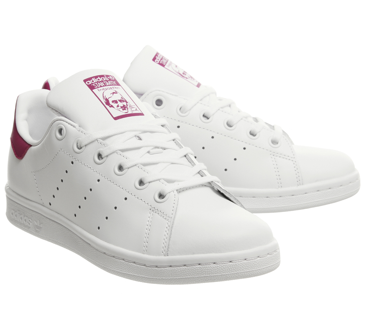 adidas blancas stan smith