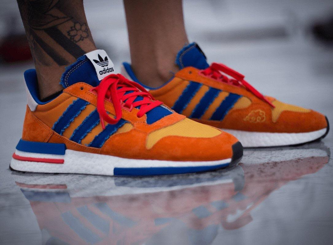 adidas z dragon ball